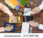 accounting  | Shutterstock . vector #571789768