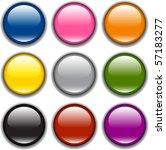 shop button icon samples