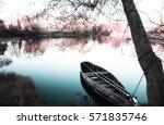 Tradicional Boat Of Pateira...