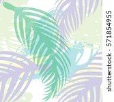 abstract vector creative... | Shutterstock .eps vector #571854955