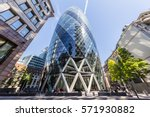 london  uk   july 14  2016  ... | Shutterstock . vector #571930882