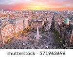 City Scenic From Amsterdam Wit...