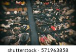 lots of people are sitting... | Shutterstock . vector #571963858
