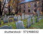 King's Chapel Burying Ground...
