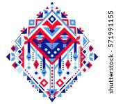 Vector Nordic Ornament....