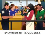a vector illustration of people ... | Shutterstock .eps vector #572021566