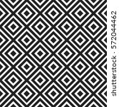 seamless pattern with rhombus... | Shutterstock .eps vector #572044462