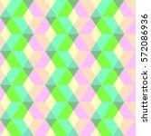 Seamless Zigzag Pattern. Vecto...