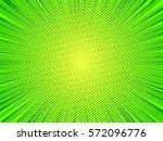 High quality comic book style background, halftone print texture. Pop art vector design element | Shutterstock vector #572096776
