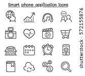 basic smart phone application...