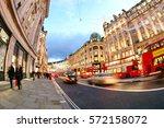 Shopping At Oxford Street ...