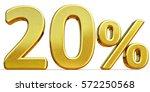gold sale 20   gold percent off ... | Shutterstock . vector #572250568