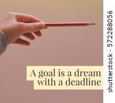 inspiration motivation quote... | Shutterstock . vector #572288056