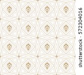vector seamless pattern.... | Shutterstock .eps vector #572304016