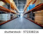 warehouse industrial and... | Shutterstock . vector #572338216