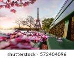 Eiffel Tower During Spring Tim...