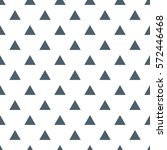 triangle pattern. geometrical... | Shutterstock .eps vector #572446468
