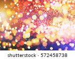 abstract blurred of blue and... | Shutterstock . vector #572458738