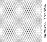 geometric vector black and... | Shutterstock .eps vector #572473636