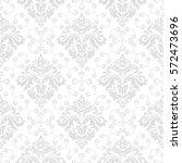oriental vector classic light... | Shutterstock .eps vector #572473696