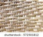 Bamboo Weave Texture Pattern...