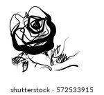 drawing vector graphics with... | Shutterstock .eps vector #572533915
