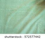 light green fabric pattern   Shutterstock . vector #572577442