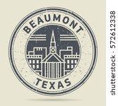 grunge rubber stamp or label... | Shutterstock .eps vector #572612338