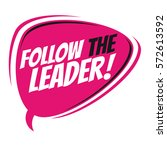 follow the leader retro speech...