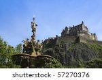 Extinct Volcano Castle Rock...