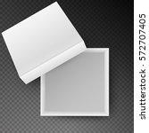 White Open Empty Squares...