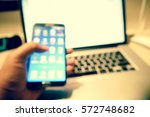 picture blurred  for background ... | Shutterstock . vector #572748682