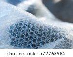 Plastic Bubble Cushioning Wrap