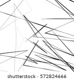 geometric art with random ... | Shutterstock .eps vector #572824666