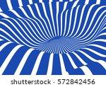 blue and white narrow stripes ...