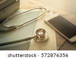 modern mobile medical... | Shutterstock . vector #572876356