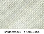 rattan weave texture background | Shutterstock . vector #572883556