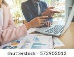 business concept. business... | Shutterstock . vector #572902012