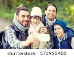 travel  tourism  hike ... | Shutterstock . vector #572932402