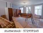 interior of apartment  during...