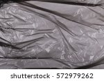 black plastic bag texture and... | Shutterstock . vector #572979262