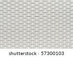 Pattern From A Wicker Chair