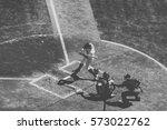 batter up   Shutterstock . vector #573022762