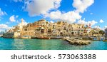 Jaffa Old City And Sea Port....