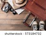 Prepare Accessories And Travel...