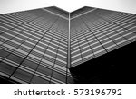 windows of commercial building... | Shutterstock . vector #573196792