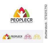 people creative  creative ... | Shutterstock .eps vector #573251752