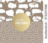 Two Vector Seamless Patterns...