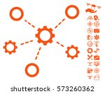 gears relations icon with bonus ...   Shutterstock .eps vector #573260362