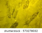 raw painted wall | Shutterstock . vector #573278032